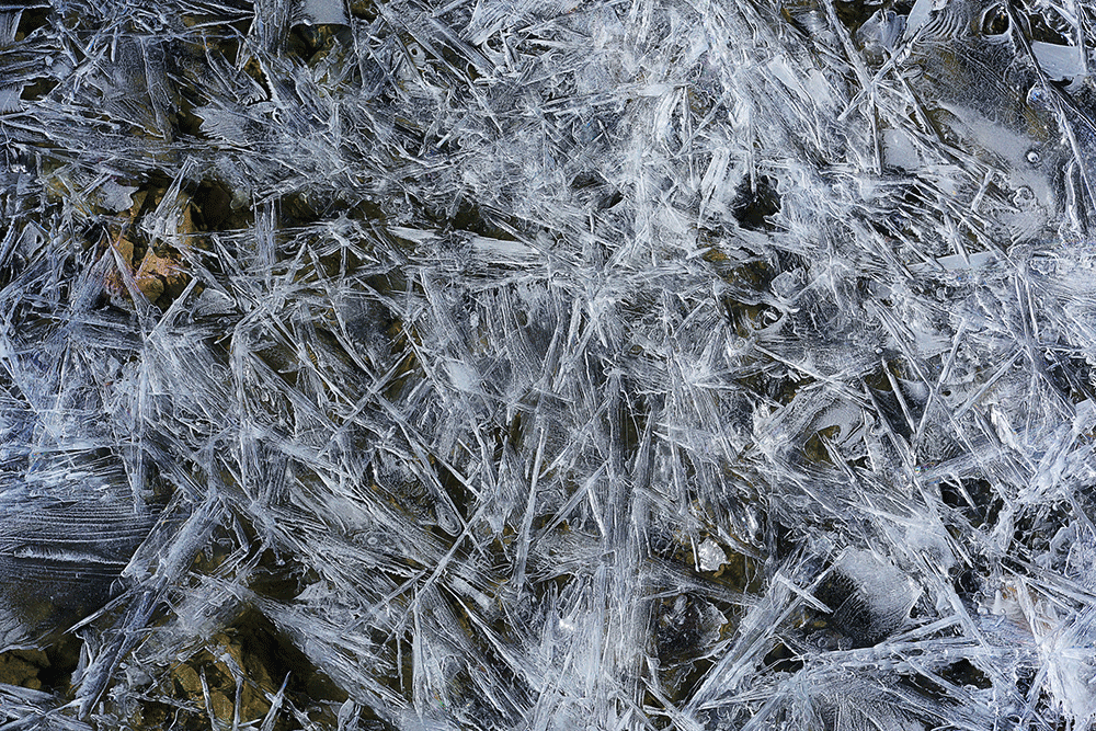 Кристализиращи флуиди