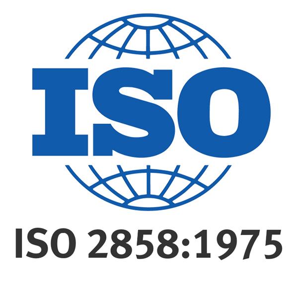 Сертификат ISO 2858