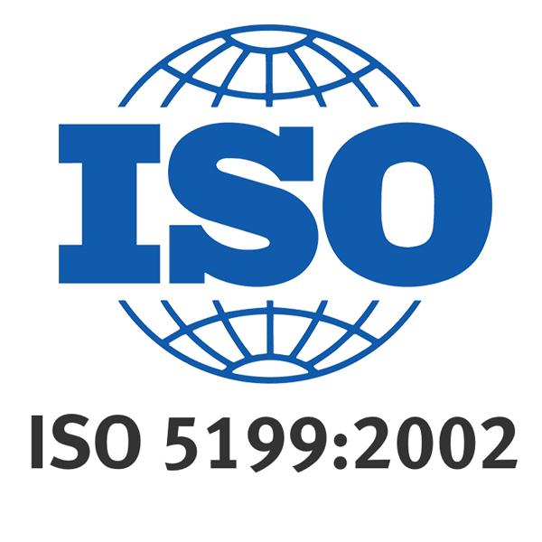 Сертификат ISO 5199