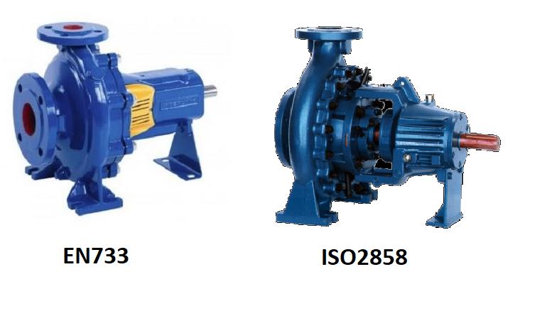 EN 733 vs ISO 2858